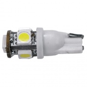 Arcon 194 Bulb 5 LED Bright White 12V 6Pk   NT18-1668  - Lighting