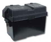 Noco Snap-Top Battery Box Medium Black   NT19-0748  - Battery Boxes - RV Part Shop USA