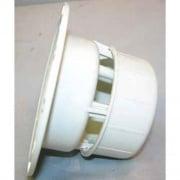 "Ventline/Dexter Cap Plastic Plumbing White For 1-1/2\\"" ID Pipe   NT22-0507  - Plumbing Parts"