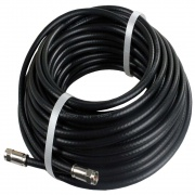 JR Products 75' RG-6 Exterior HD /Satellite Cable   NT24-0448  - Televisions