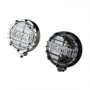 Westin 6 In Quartz-Halogen Off-Road Lights Black   NT25-1063  - Off-Road Lights - RV Part Shop USA