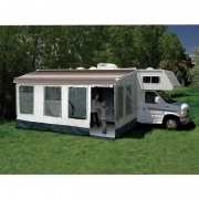 Carefree Buena Vista Add-A-Room for Vertical Arm Awnings 10'-11'  NT00-1045  - Awning Rooms