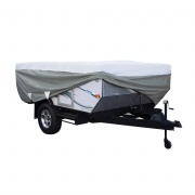 Classic Accessories 8'-10' Poly 3 Folding Tent Trailer Cover   NT01-0390  - Tent/Folding Trailer Covers