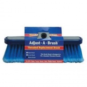 """Adjust-A-Brush 10\\"""" Medium Brush Only   NT02-0505  - Cleaning Supplies"""