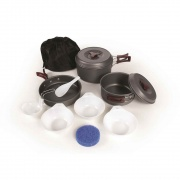 Camco Cook Set Hard Anodized   NT03-1466  - Patio