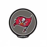 Power Decal Powerdecal Tampa Bay Buccaneer   NT03-1501  - Auxiliary Lights