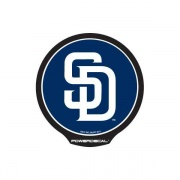 Power Decal Powerdecal San Diego Padres   NT03-1536  - Auxiliary Lights