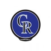 Power Decal Powerdecal Colorado Rockies   NT03-1537  - Auxiliary Lights