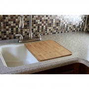 Camco RV and Marine Sink Cover Bamboo Wood  NT03-1952  - Sinks - RV Part Shop USA