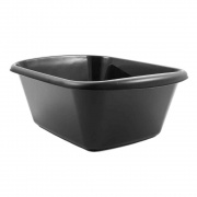 Camco Dish Pan Black   NT03-1953  - Kitchen