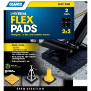 """Camco Universal Flex Pads for Leveling Blocks, 8.5\\"""" x 8.5\\""""  NT03-1969  - Chocks Pads and Leveling - RV Part Shop USA"""