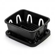 Camco Mini Dish Drainer & Tray Black   NT03-2778  - Kitchen