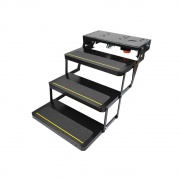 Lippert 25 Series Triple Electric Step  NT04-0081  - RV Steps and Ladders - RV Part Shop USA