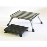 Safety Step Large Safety Step-Silver   NT04-0206  - Step and Foot Stools