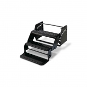 "Stromberg-Carlson 24\"" Triple Step 9\\"" Drop Manu   NT04-0359  - RV Steps and Ladders - RV Part Shop USA"