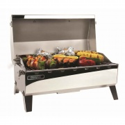 Camco Olympian 4500 Stainless Steel Portable Gas Grill  NT06-0086  - Camping and Lifestyle - RV Part Shop USA