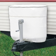 Classic Accessories 20 lb. LP Tank Cover - White   NT06-0607  - LP Tank Covers