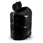 Camco Propane Tank Cover Black   NT06-2251  - LP Tank Covers