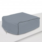 Classic Accessories Air Conditioner Cover Briskair II Gray   NT08-0102  - Air Conditioner Covers