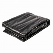 Camco Air Conditioner Cover Black  NT08-0575  - Air Conditioner Covers