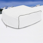 Classic Accessories RV Air Conditioner Cover - White   NT08-0633  - Air Conditioner Covers