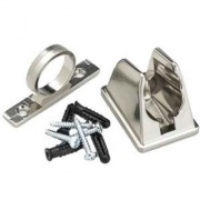 American Brass Wall Bracket Chrome   NT10-0001  - Faucets
