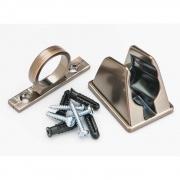 American Brass Wall Bracket Oil Rub Bronze   NT10-0002  - Faucets