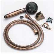 American Brass Metal Upgrade Shower Kit Brushed Nickel  NT10-0007  - Faucets - RV Part Shop USA