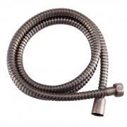 "Dura Faucet 60\"" Stainless RV Shower Hose Oil Rubbed Bronze  NT10-0846  - Faucets"