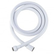 "Dura Faucet 60\"" Stainless RV Shower Hose White   NT10-1270  - Faucets"