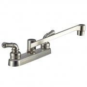 Dura Faucet Classical Two Handle RV   NT10-1311  - Faucets - RV Part Shop USA