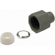 Zurn Pex 1/4 Nut-Cone-Ring(2)-Qest   NT10-4130  - Plumbing Parts
