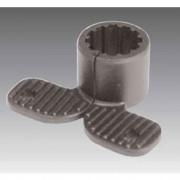 Flojet 10Pk Plastic Straight Support   NT10-8269  - Freshwater