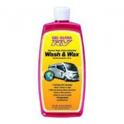 TR Industries 16 Oz HD RV Wash/Wax   NT13-0608  - Cleaning Supplies