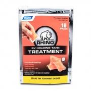 Camco Rhino Heavy Duty Holding Tank Treatment Pine Scent , 10 Pack  NT13-3091  - Sanitation - RV Part Shop USA