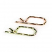 Camco 2 Pk Hook-Up Wire Clip   NT14-0075  - Hitch Pins