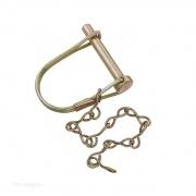 RV Designer Coupler Lock Pin 1/4X1-3/8   NT14-7609  - Hitch Pins