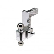 """Equalizer/Fastway Fastway 6\\"""" Adjustable Pin Style Ball Mount   NT14-8025  - Ball Mounts - RV Part Shop USA"""