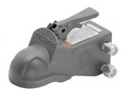Bulldog/Fulton Adjustable Coupler 14 000 Lbs. - Primed   NT15-0531  - Gooseneck Hitches