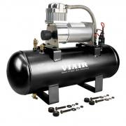 Viair 2.0 Gal. Tank Air Source Kit High Flow-150   NT15-0561  - Tire Pressure