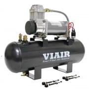 Viair 200 PSI 2.0 Gal. Tank Fast-Fill-200 Air Source Kit  NT15-0562  - Tire Pressure