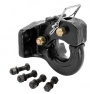 Tow Ready 5 Ton Regular Pintle Hook Black   NT15-0624  - Pintles - RV Part Shop USA