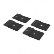 Lippert LCI Electric Stabilizer Food Pad Adaptor Kit Set/4  NT15-0819  - Jacks and Stabilization - RV Part Shop USA