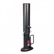Bulldog/Fulton 20K Adjustable Gooseneck Coupler   NT15-1061  - Gooseneck Hitches