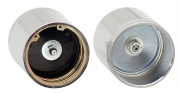 Bulldog/Fulton Wheel Bearing Dust Caps  NT15-1206  - Braking