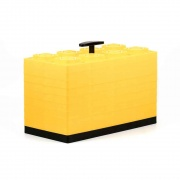 Camco Leveling Blocks Thdl 4X2 10Pk Y   NT15-1444  - Chocks Pads and Leveling