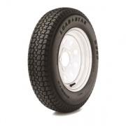 Americana 215/75D Tire14 Tire C/5H Trailer Wheel Spoke Gal   NT17-0246  - Trailer Tires
