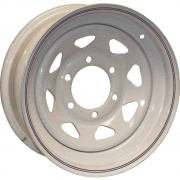 Americana 13X4.5 Trailer Wheel Spoke 5H-4.5 Galvanized   NT17-0312  - Wheels and Parts