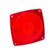 """Wesbar Lens For Under 80\\"""" Comb. Taillight 80 Series   NT18-0281  - Towing Electrical"""