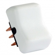 JR Products Replacement Momentary Switch White   NT19-0177  - Switches and Receptacles - RV Part Shop USA
